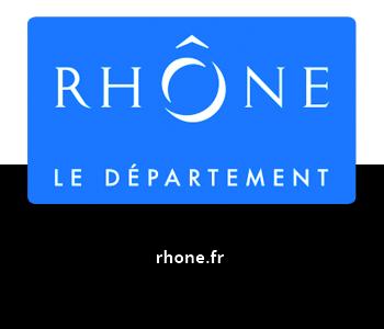 Département du Rhône Partenaire salon Des Livres en Beaujolais
