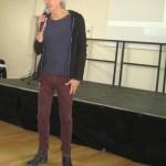 Conférence Les Prisons d'Apollinaire par Franck Balandier