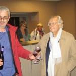 SDL Beaujolais - Jacques Branciard et Bernard Pivot