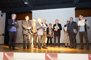 Officiels du 3e Salon Des Livres en Beaujolais - Photo Jean-Jacques Nicoud