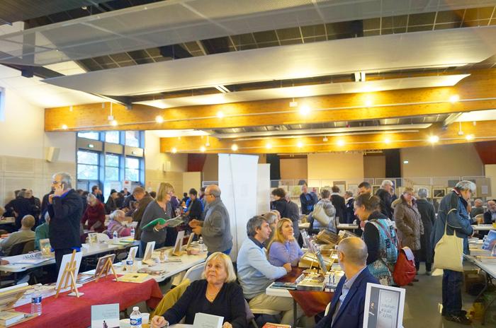 3e Salon Des Livres en Beaujolais - Photo C-Vermorel