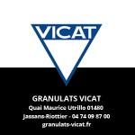 VICAT Partenaire du salon Des Livres en Beaujolais