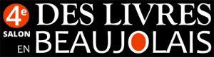 Logo 4e salon Des livres en Beaujolais