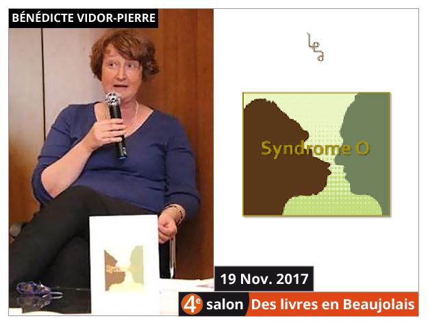 Bénédicte Vidor-Pierre invitée du 4e salon Des Livres en Beaujolais