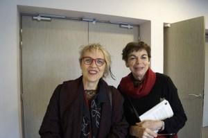 Christine Poirier - Martine Menes - Photo C-Vermorel