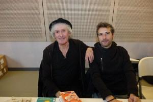 Franck Balandier - Gilles Marchand - Photo JJ Nicoud