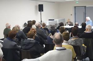 Interview Maud Tabachnik par Pierre Baizet Photo C. Vermorel