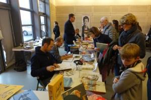 Librairie des Marais - Photo JJ Nicoud