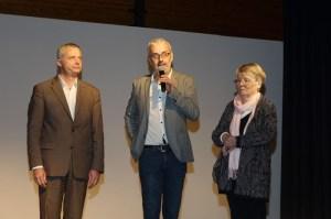 Michel Romanet-Chancrin - Jacques Branciard - Simone Vogelgesang - Photo JJ Nicoud