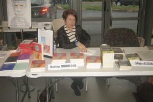 Martine Duquesne - Photo MH Branciard
