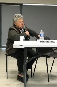 Maud Tabachnik - Photo Florence Gay Corajoud