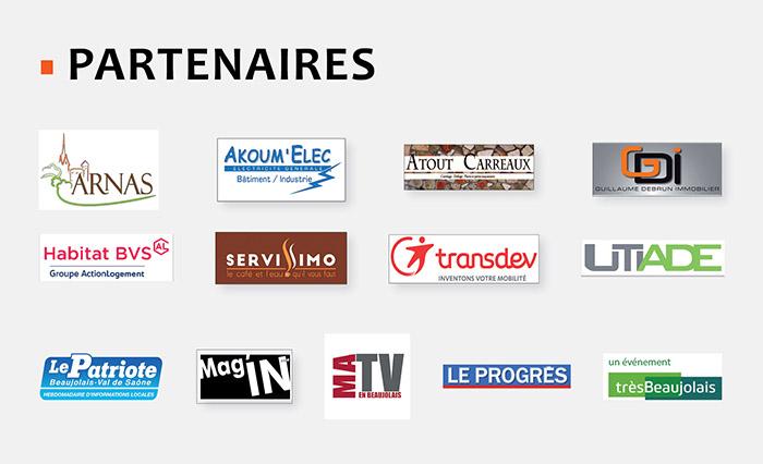 Partenaires sdl beaujolais 2018