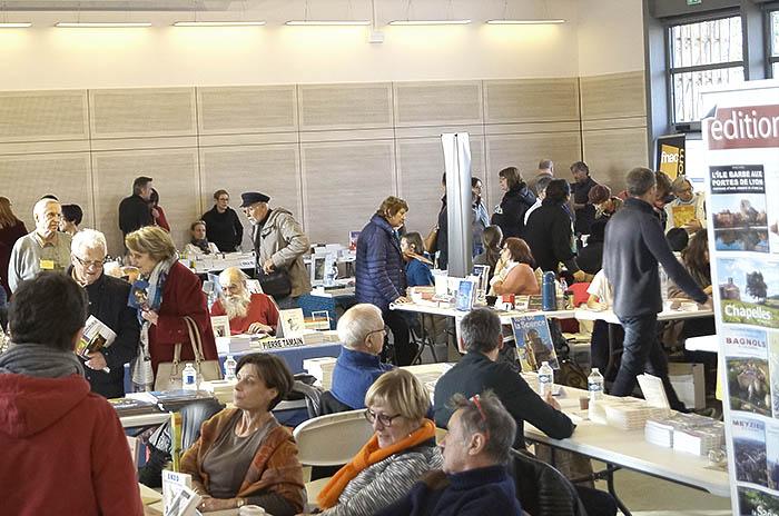 Salon des livres beaujolais 2018 photo c vermorel 12