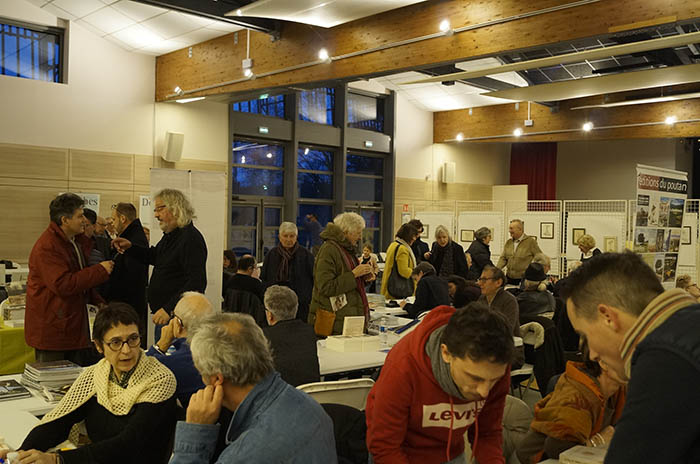 Salon des livres beaujolais 2018 - Photo C. Vermorel
