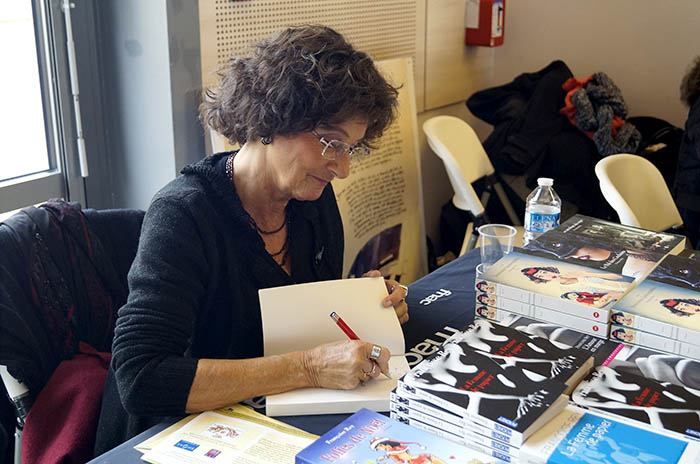 Salon des livres beaujolais 2018 photo c vermorel 25
