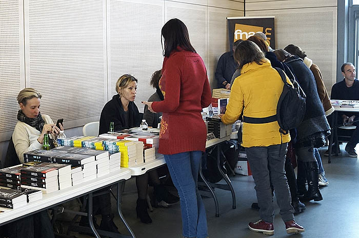Salon des livres beaujolais 2018 photo c vermorel 31