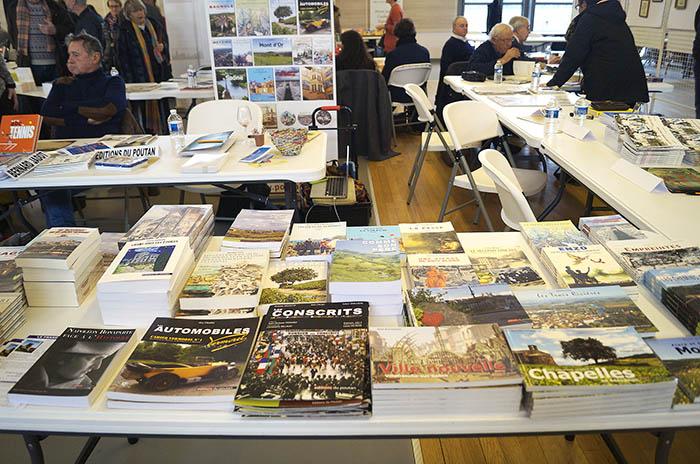 Salon des livres beaujolais 2018 photo c vermorel 7