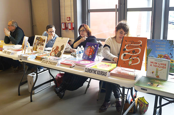 Salon des livres beaujolais 2018 photo c vermorel 9
