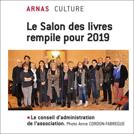Dossier de presse 6e salon Des Livres en Beaujolais