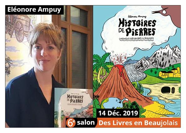 Éléonore Ampuy - 6e Salon des Livres en Beaujolais 2019