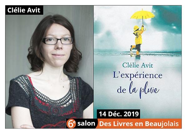 Clélie Avit - 6e Salon des Livres en Beaujolais 2019