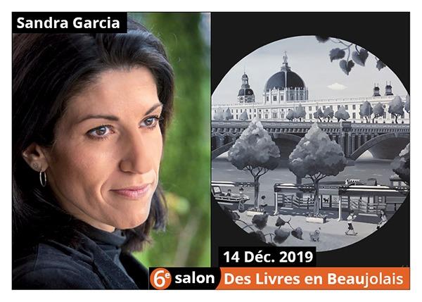 Sandra Garcia - 6e Salon des Livres en Beaujolais 2019