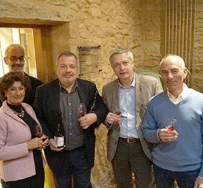 Débat: Lyon, le beaujolais et la gastronomie - 13 décembre 2019