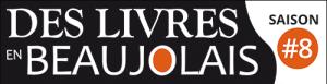 Logo 8e salon des livres en beaujolais
