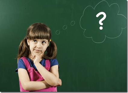 la négation crée de la confusion dans les esprits des enfants