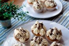 Cupcakes vanille & chocolat