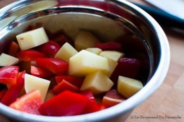 Soupes aux haricots noirs