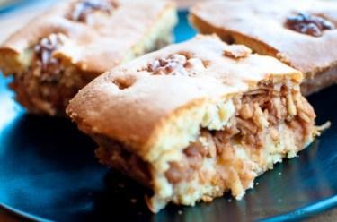 Gâteau aux pommes des Cyclades