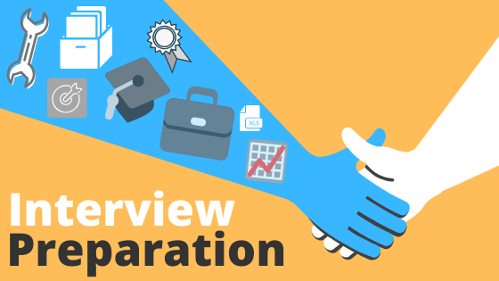 نتيجة بحث الصور عن How to be prepared in a job interview?