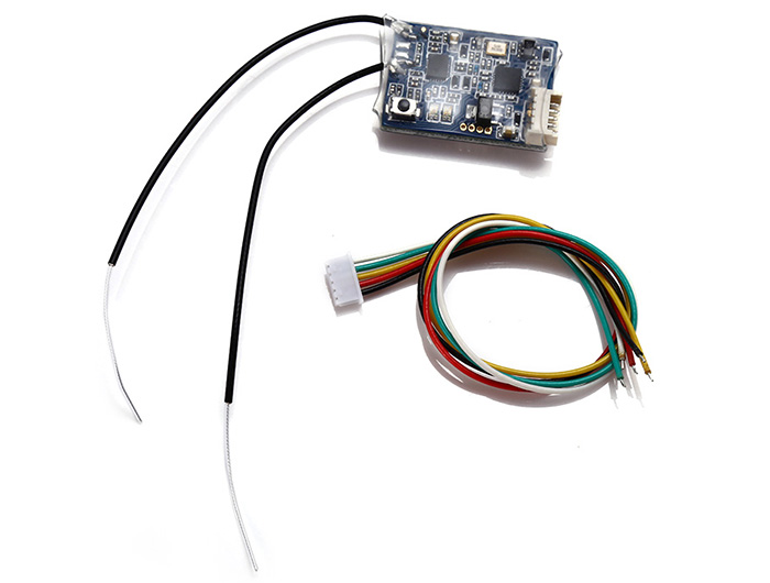 FrSky XSR 2.4GHz 16CH ACCST Receiver with S-Bus / CPPM Output