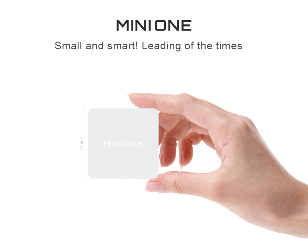 MINI ONE TV Box RK3229 Quad Core Cortex-A7 CPU Android 5.1 OS
