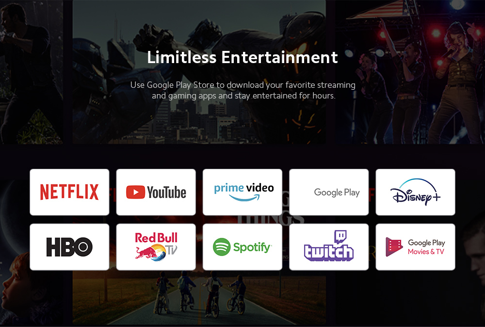 Xiaomi Mi TV Stick Limitless Entertainment