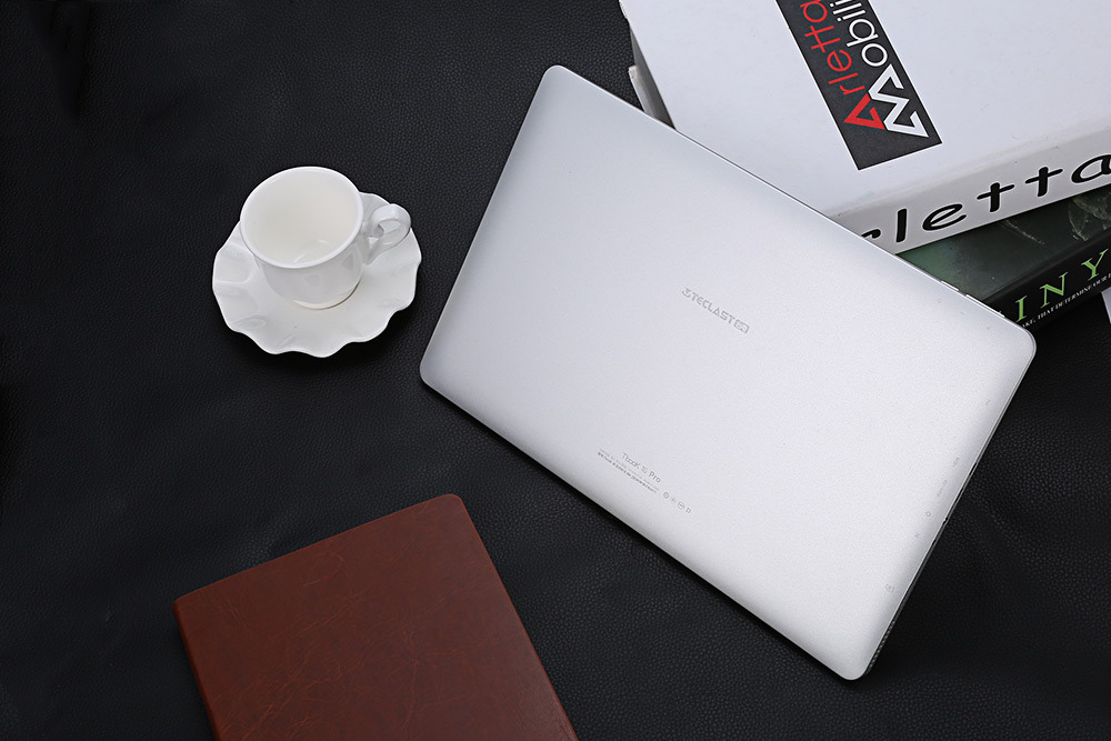 Teclast Tbook 16 Pro 2 in 1 Tablet PC Windows 10 + Android 5.1 11.6 inch IPS Screen Intel Cherry Trail X5 Z8350 64bit Quad Core 1.44GHz 4GB RAM 64GB ROM OTG with Keyboard