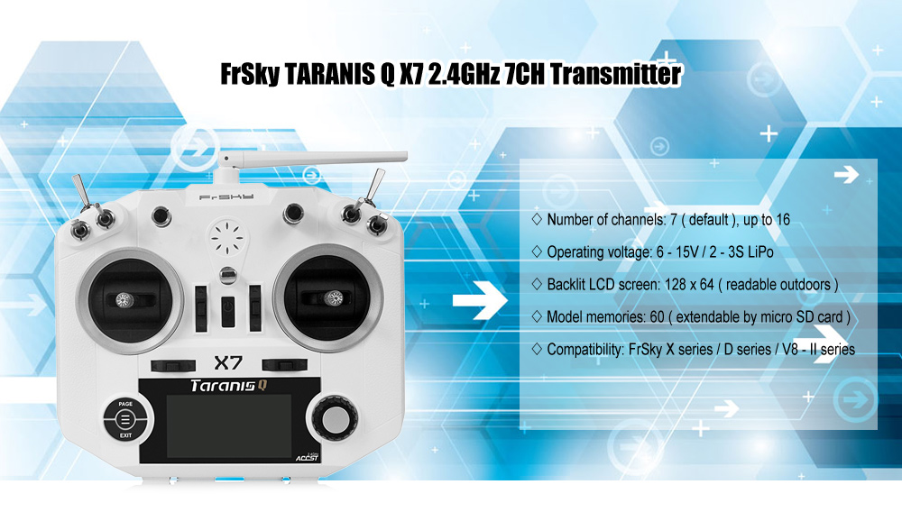 fpvcrazy 1483086831410932 TARANIS QX7 FROM GEARBEST GUIDE TO BUY DRONE