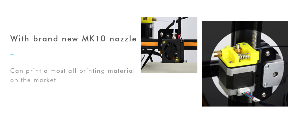Creality 3D CR - 10 3D Desktop DIY Printer