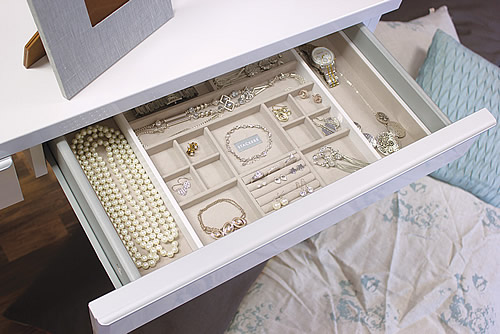 STORE Stackers Expandable In Drawer Jewellery Box