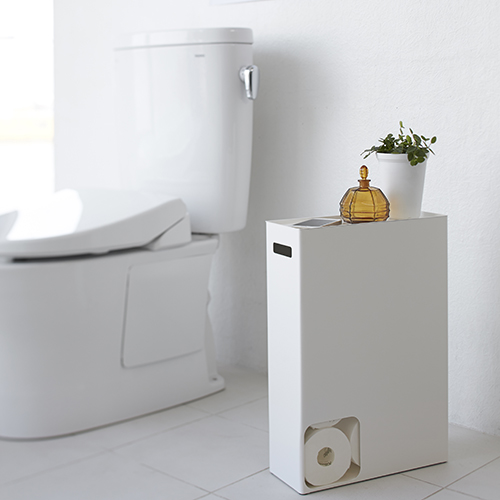 STORE Slimline Loo Roll Storage Unit