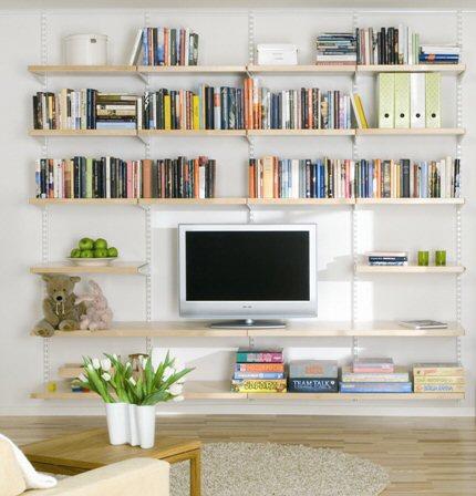STORE Elfa Living Room Shelving Best Selling Solution