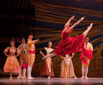 Ballet Nacional de Cuba a