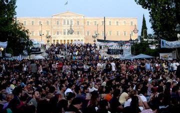 Protestos na Grécia