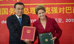 Dilma e Primeiro-Ministro da China