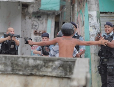 Genocidio Favelas y UPPs
