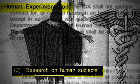 Tortura-experiências com seres humanos