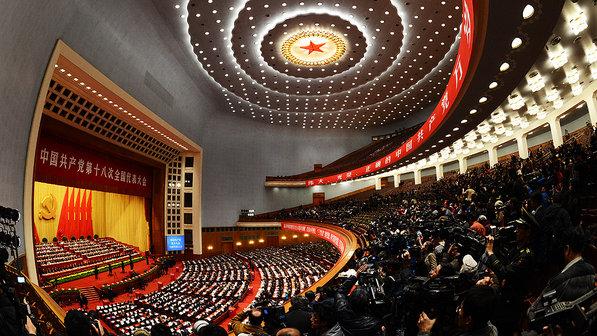 China: Partido Comunista