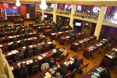 plenaria parlasul
