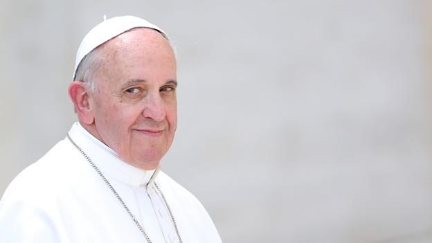 """""""O Papa não é liberal nem de esquerda, é católico"""""""